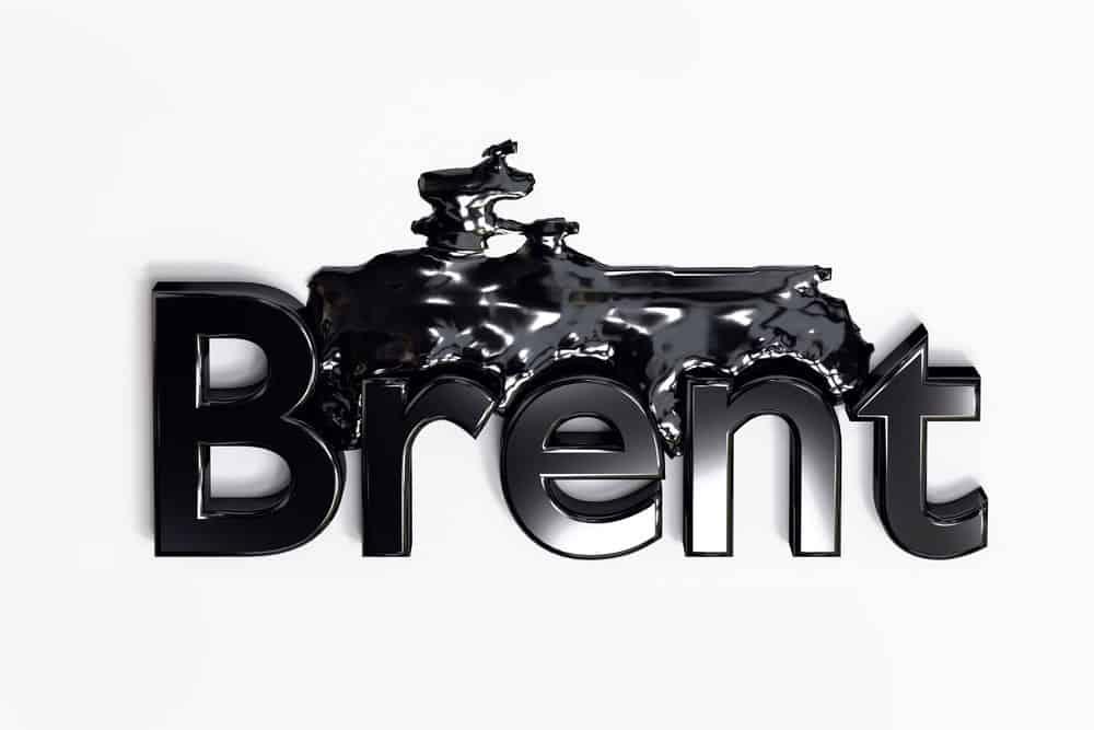 Brent Oil for investing