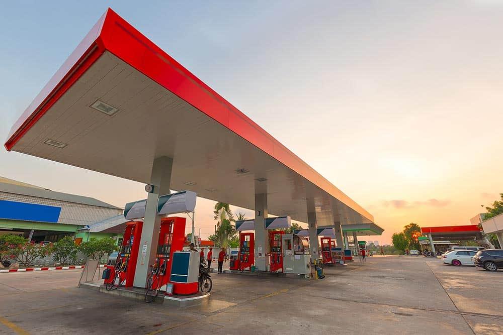 Exxon shares