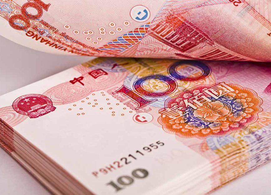 offshore Renminbi - Chinese data