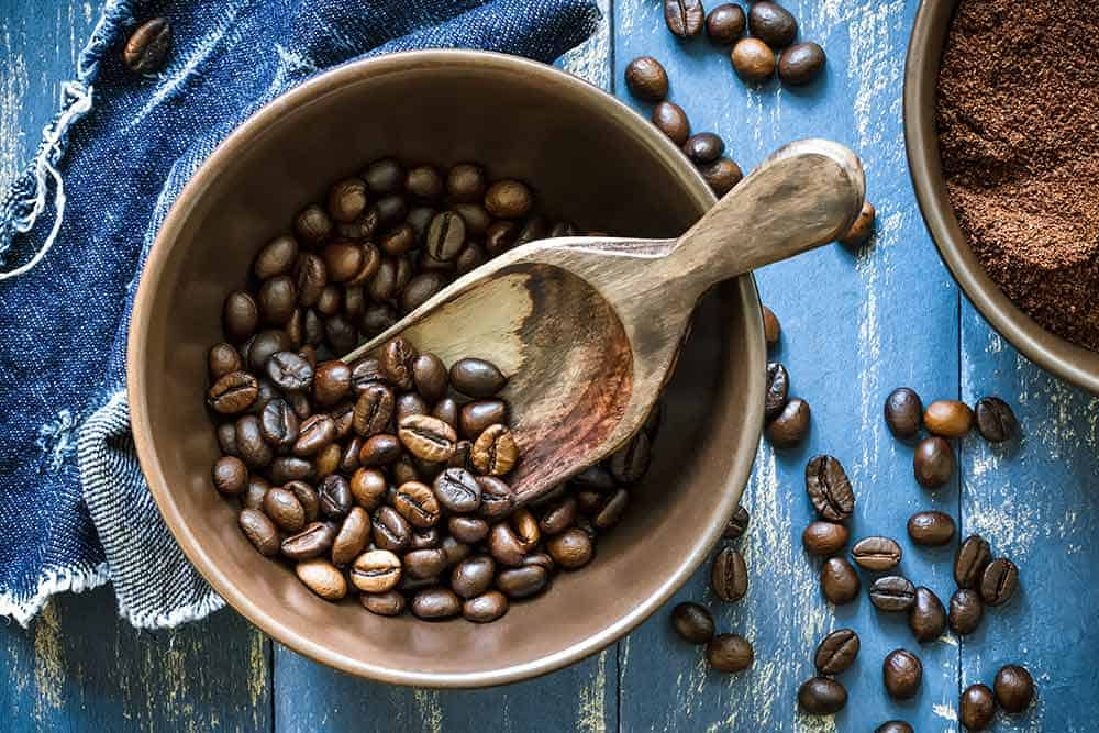 Brazilian Coffee production