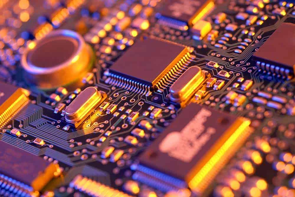 Toshiba memory chip