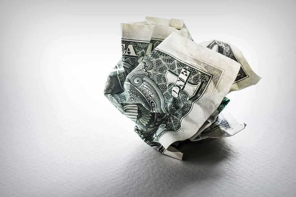 US dollar economic data