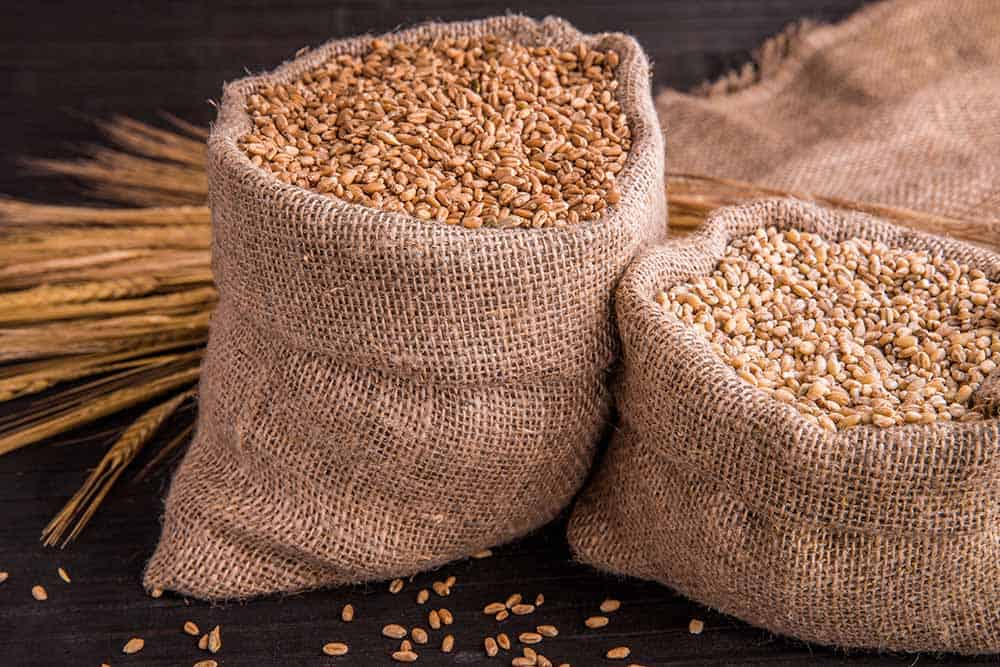 Wheat deal