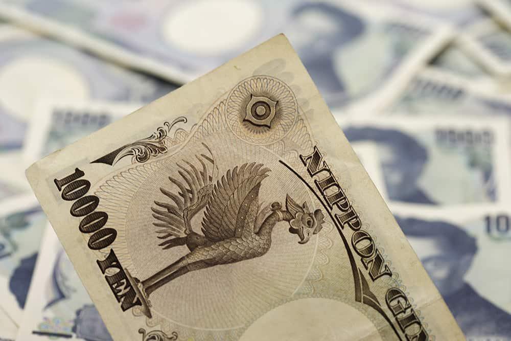 Japanese Yen strengthened