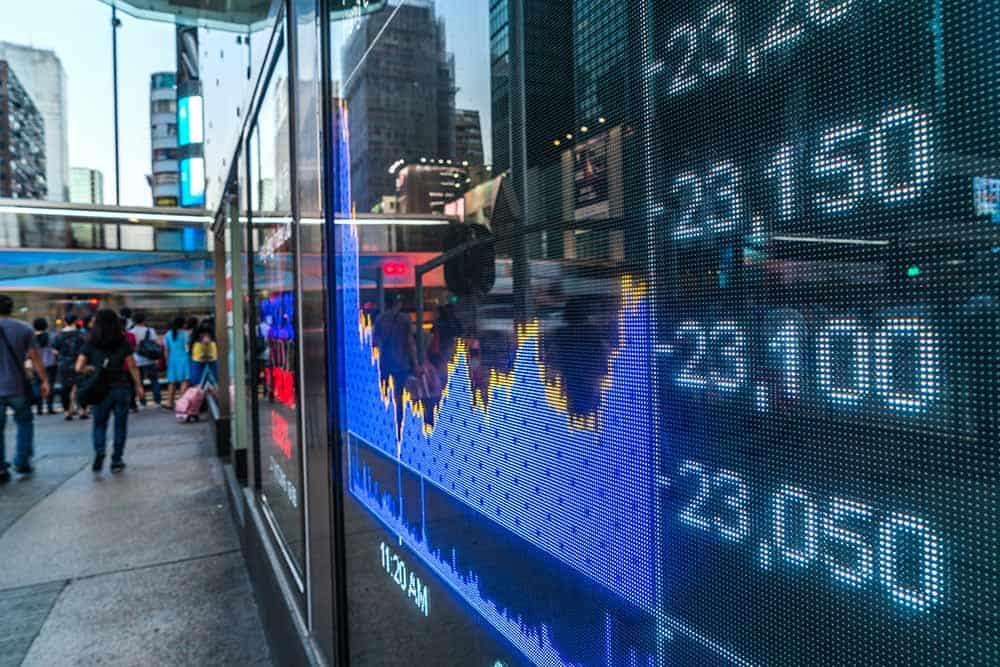 Dow Jones, S&P, Nasdaq and Russel