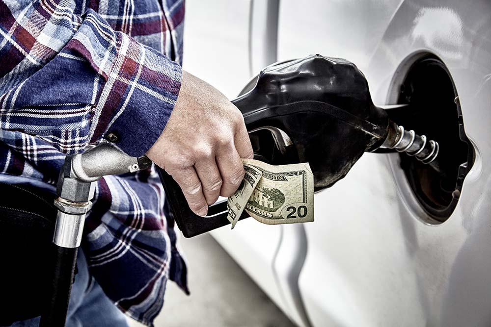 U.S oil prices