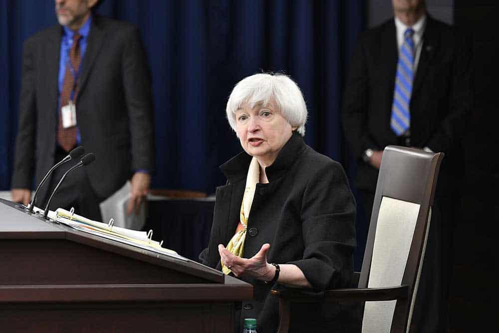 Yellen Speech