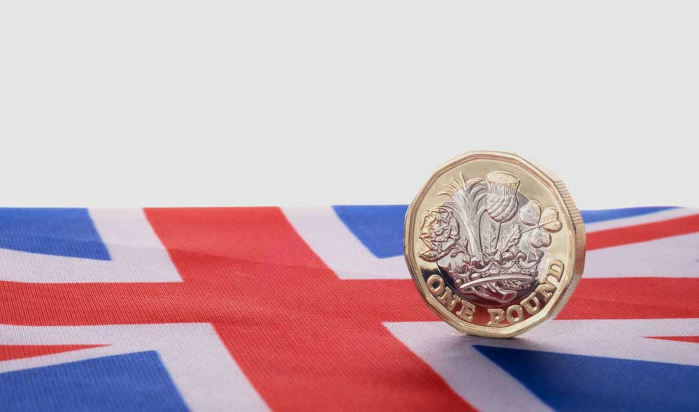 Pound Sterling falters