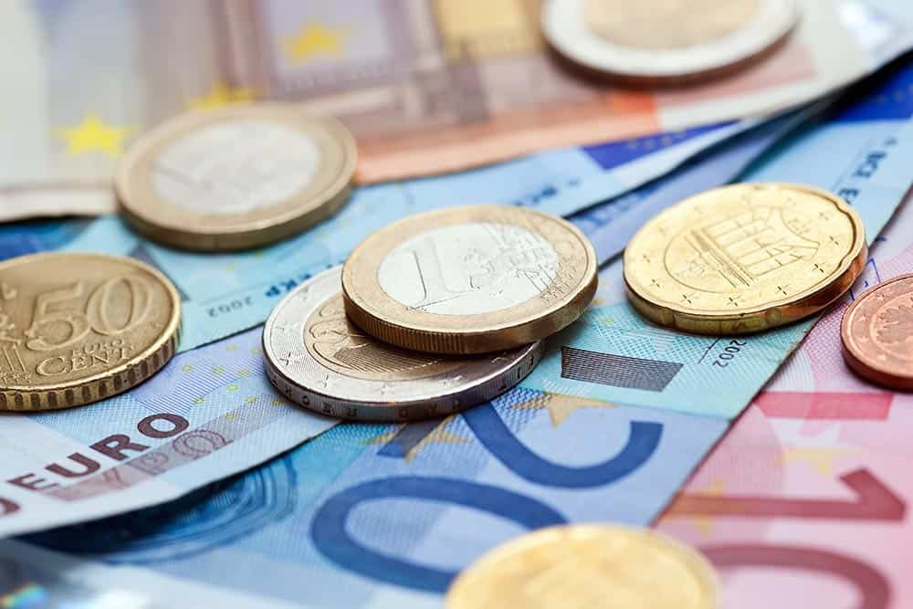 Euro settled