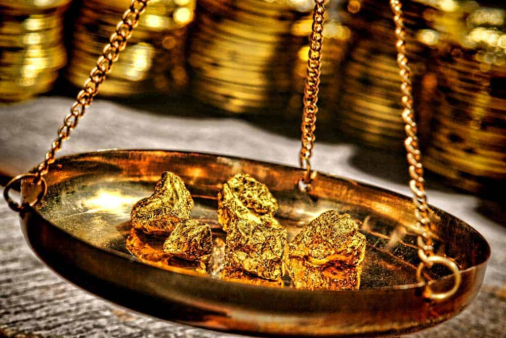 Gold and other precious metal