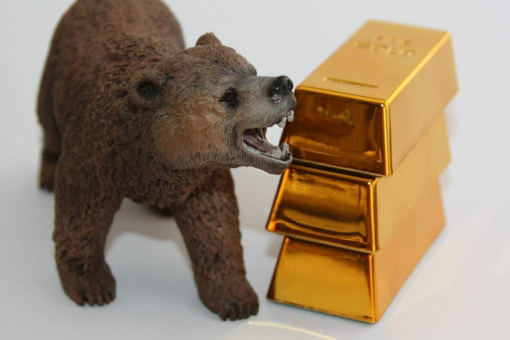 Gold returns in the Bear