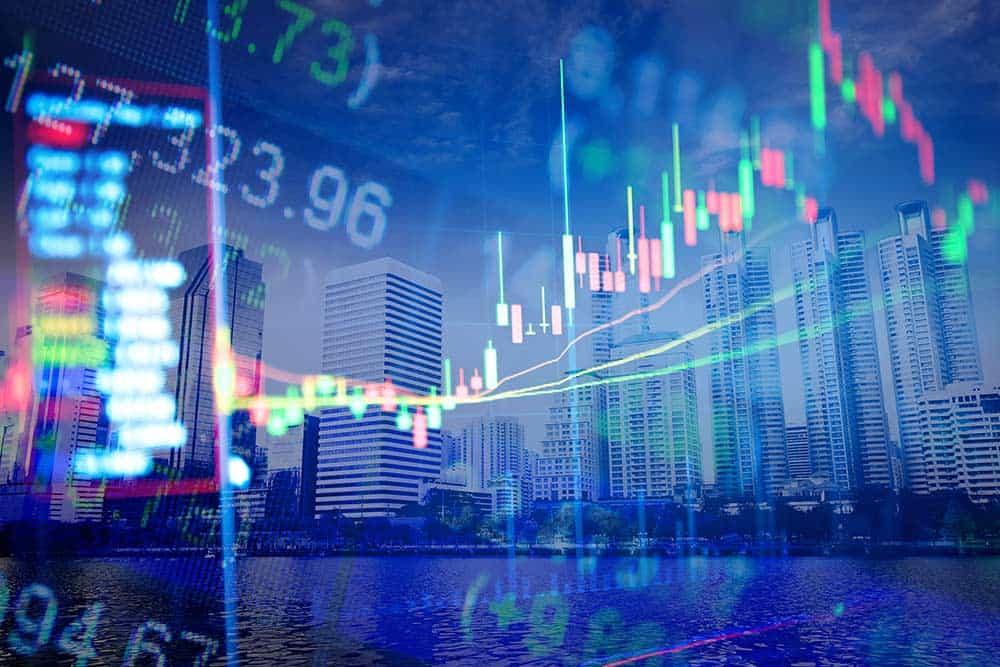 NASDAQ finished higher