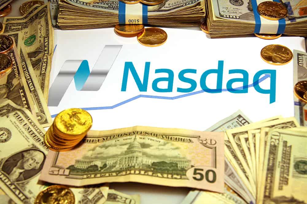 NASDAQ settled higher