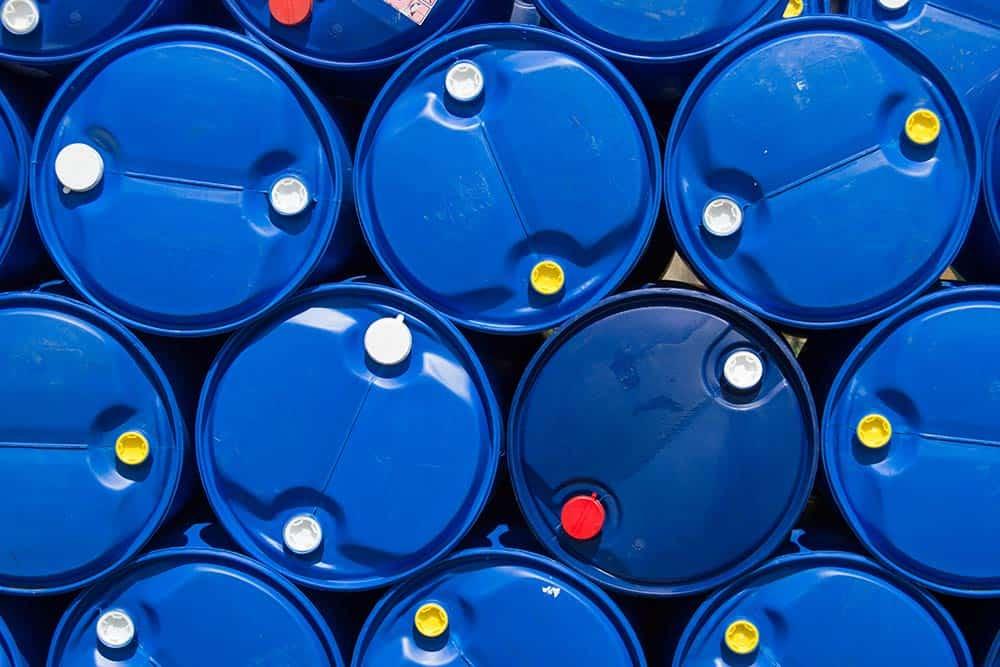 Oil futures