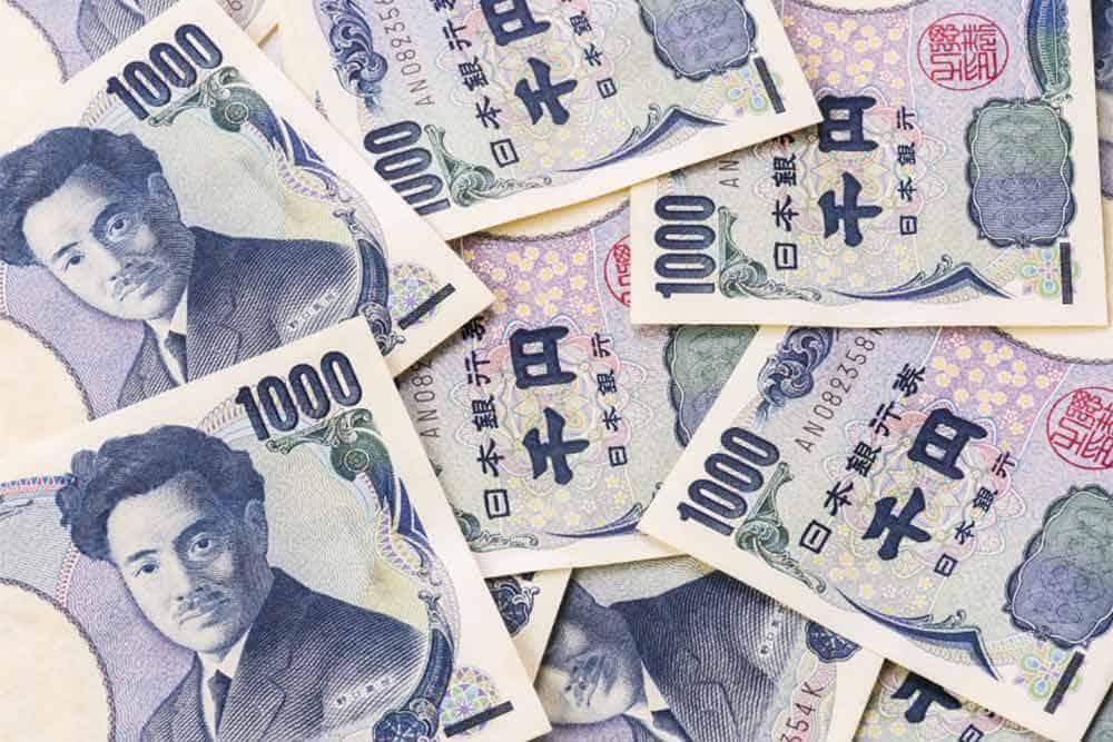 The Yen hits a multiple peaks