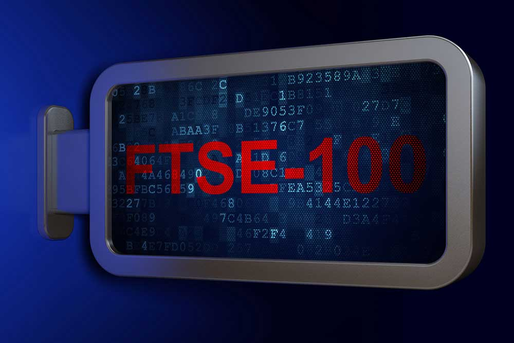 FTSE 100 Market Cap