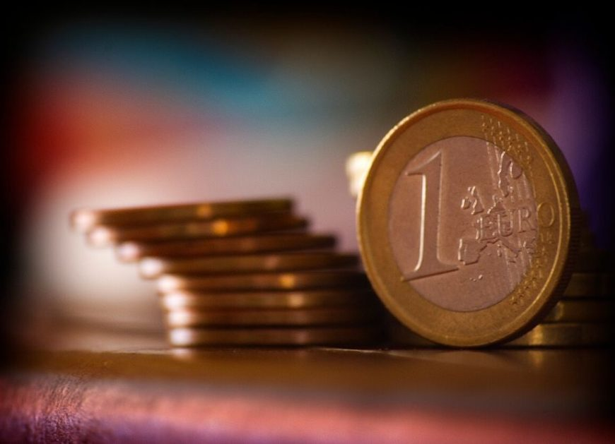 Euro Bounces To The Four-Month Top
