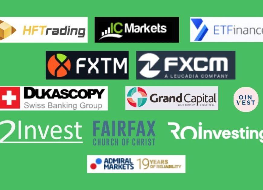 Top 10 MetaTrader Forex Broker For 2020