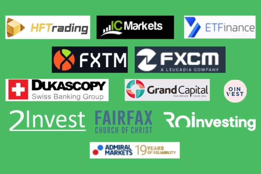 top 10 brokers