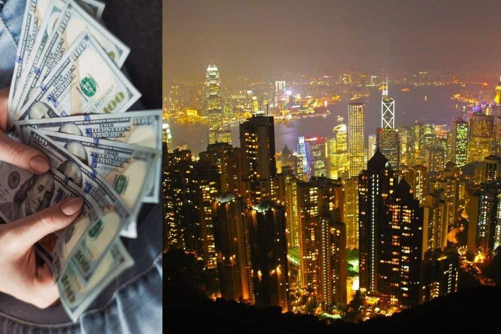 Ant Group Share Sale May Boost Hong Kong Dollar