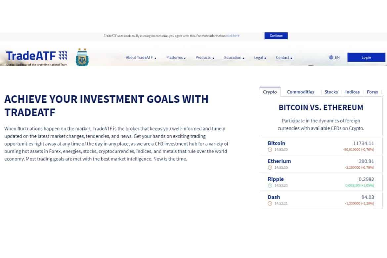 Get Your Investment Goals In TradeATF Broker