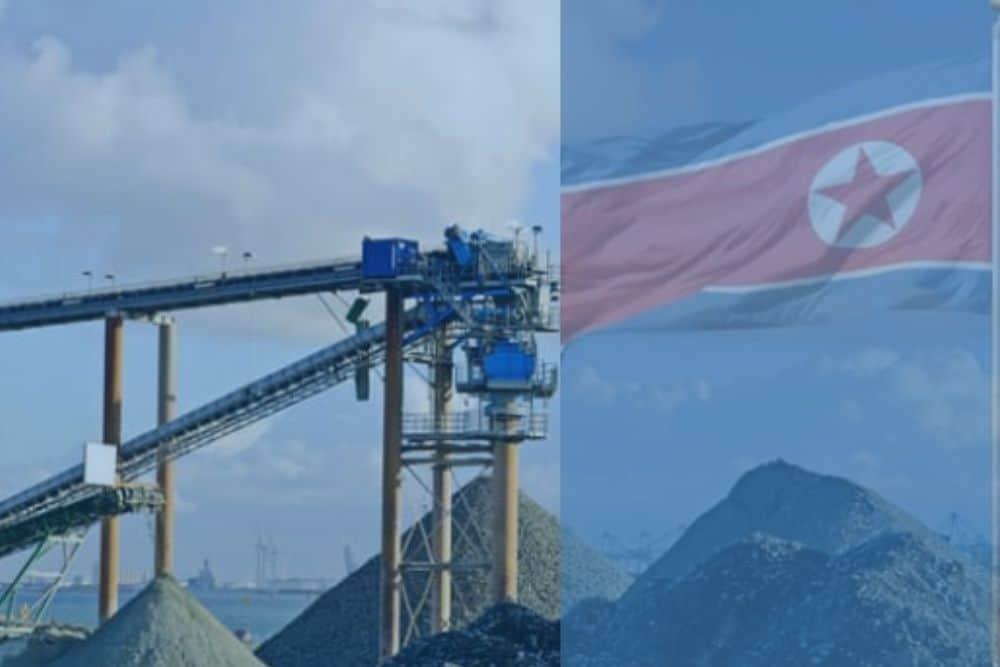 North Korea Starts Illegal Coal Exports as The Virus Calms