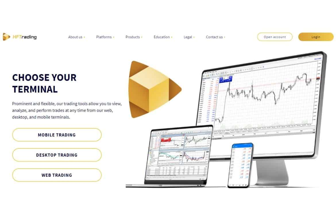 Select Your Trading Tools of HFTrading Broker