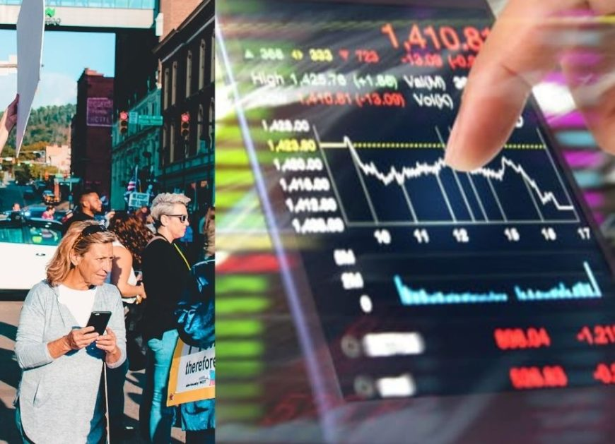 US Market Shows Uptrend Rally Led by Salesforce, FAANG