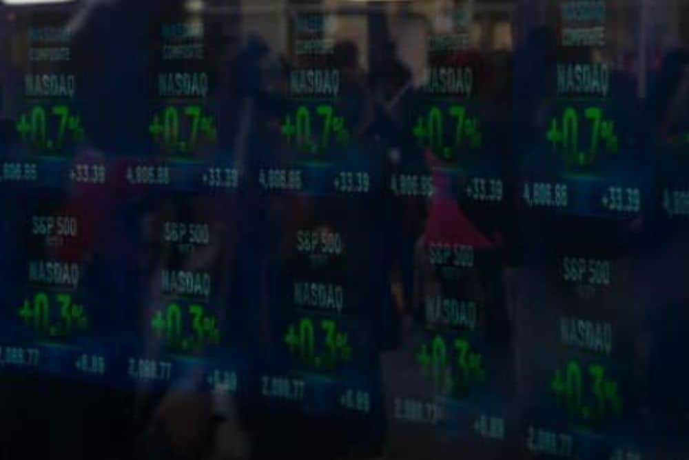 FTSE-100-Registers-Gain-Over-HSBC-Profits