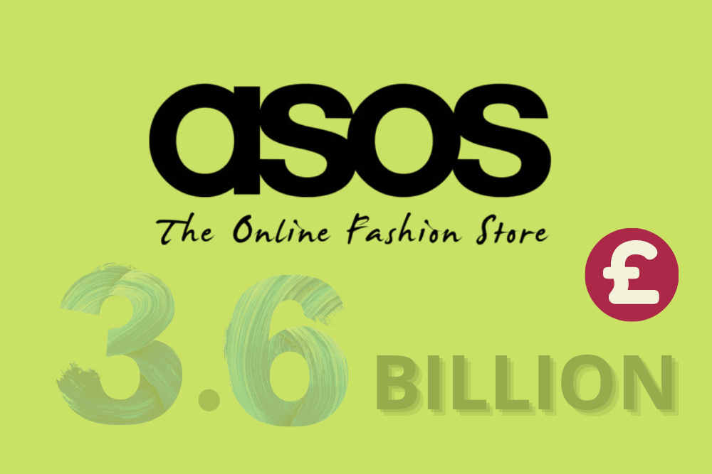 ASOS reports profits in fashion business