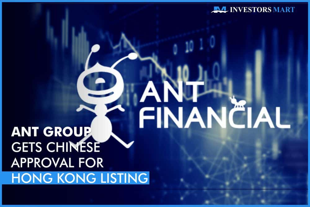 Ant Group gets Chinese Approval for Hong Kong Listing