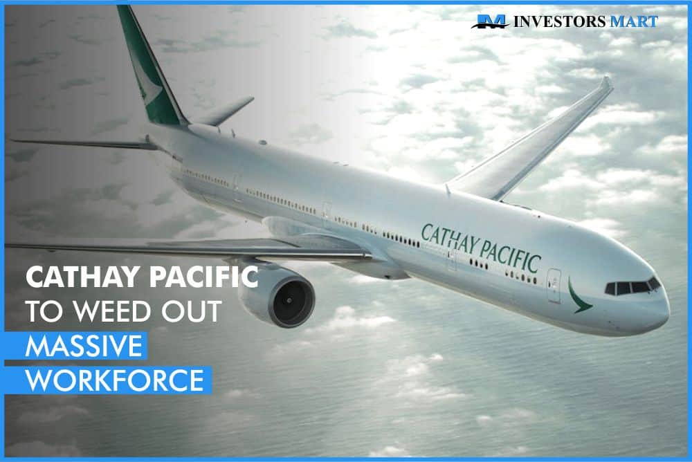 Cathay Pacific to weed out massive workforce