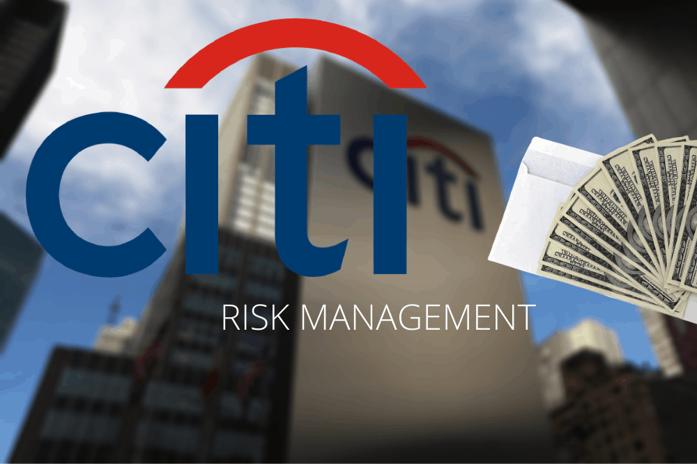 Citi Group fined for $400 Million