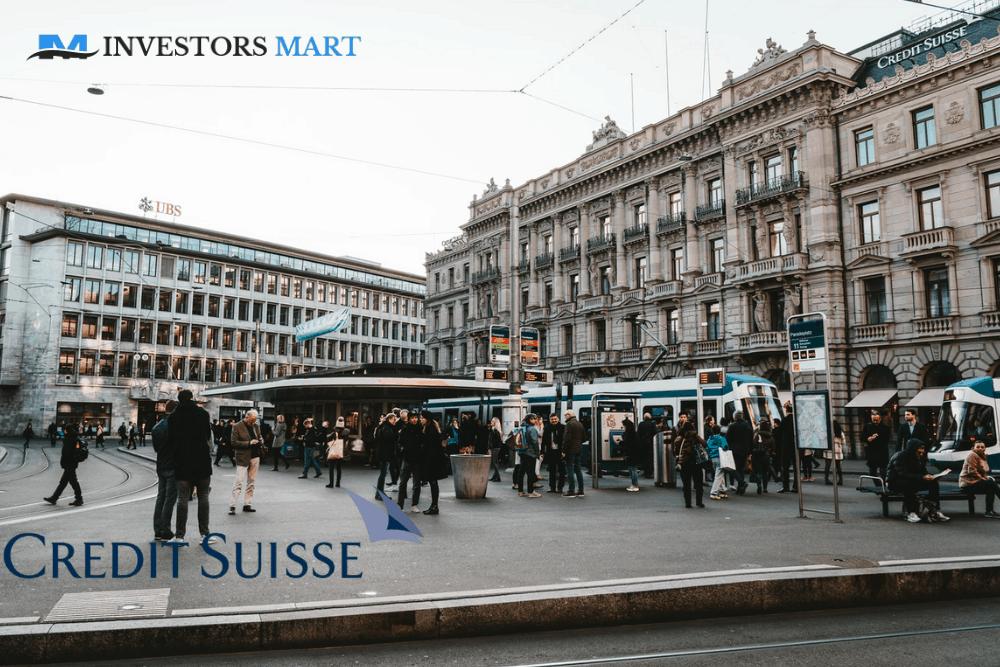 Credit Suisse Group misses estimates but garners profits
