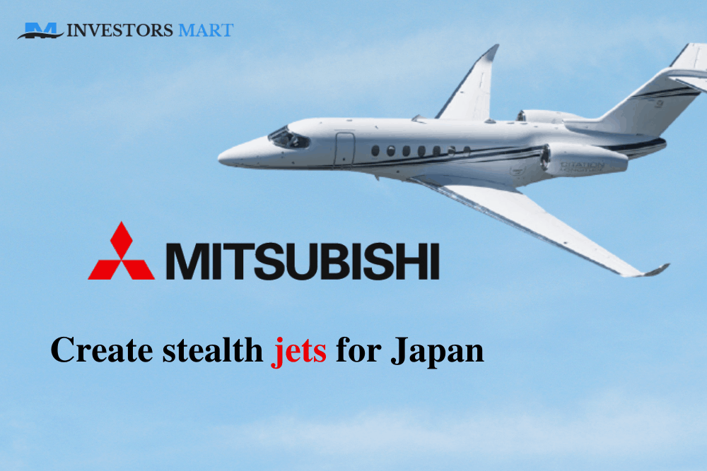 Mitsubishi gets tender to create stealth jets for Japan