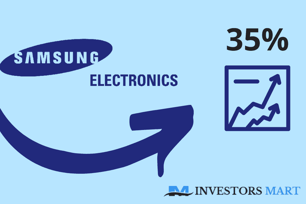 Samsung electronics may post 35% profit in third quarter