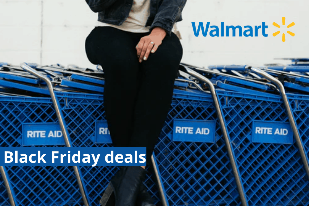 Walmart gives extension to black Friday deals