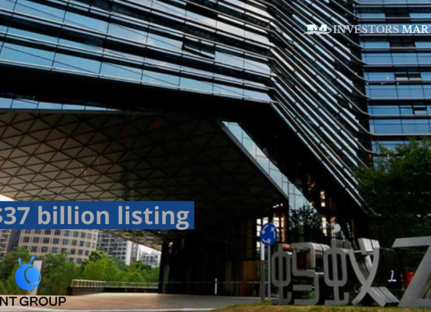 China slams the brakes on Ant Group's $37 billion listing