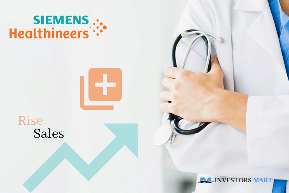 Siemens Healthineers a rise in sales next year